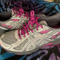 Womens Asics Running Athletic Shoes Size 8.5 Sneakers Photo
