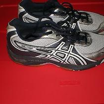 Womens Asics Volleyball Sneakers Photo