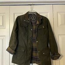 Womens Barbour Jacket Size 6 Photo
