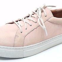Womens Bettye Muller Blush Pink Leather Fashion Sneakers Sz. 5 M  Photo