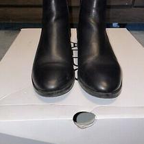 Womens Black Aldo Boot Size 7 Photo