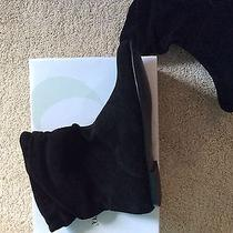 Womens Black Boots New in Box Size 6 Photo