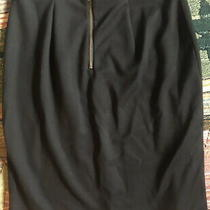 Womens Black Grace Elements Skirt Size 8 Photo