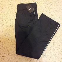 Womens Black Nike Pants- Brand New Small Photo