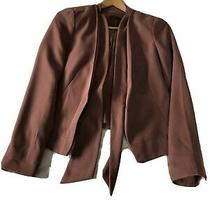 Womens Blazer Gap Brand Size 4 Brown Photo