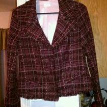 Womens Blazer Size Medium Photo