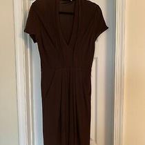 Womens Brown Bcbg Maxazria Dress With Pockets Size Xs Photo