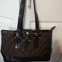 Womens Brown Burberry Handbag Photo