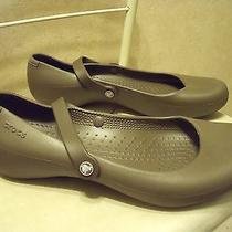 Womens Brown Mary Jane Style Sz 11 Like New Photo