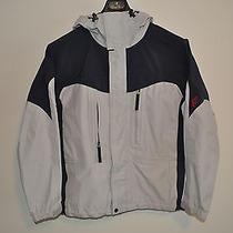 Womens Burton Hooded Ski Snowboard Jacket Coat M Medium Snow Free Shipping Photo