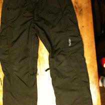 Womens Burton  Sinki Ski Snowboard Pants Size Xs Insulated Adjustable Waist Photo