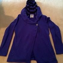 Womens Burton Sweatshirt Jacket  Photo