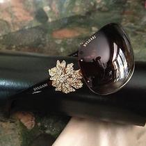 Womens Bvlgari Sunglasses Gold Photo