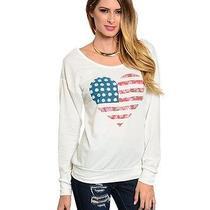 Womens Clothes Patriotic Top  Photo