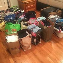 Womens Clothing Lot Photo
