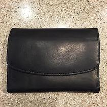 Womens Coach Leather Wallet Photo
