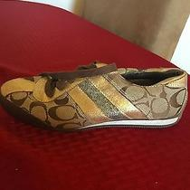 Womens Coach Shoes Size 8 Photo