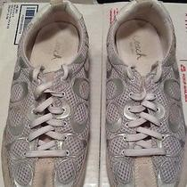 Womens Coach Sneakers Sz 7 Photo
