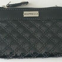 Womens Coin Purse Wallet Small Express Black New Monedero Pequeno Express Negro Photo