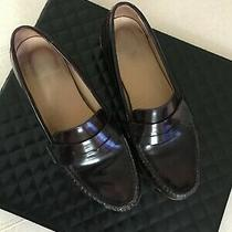 Womens Cole Haan Penny Loafer Flats - Size 8 - Brown - Very Nice Shoe Photo
