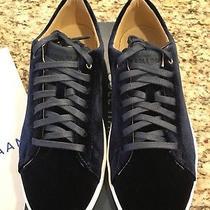 Womens Cole Haan Shoes Grand Crosscourt Ii Sneaker Blue Velvet Size 6.5 B W09716 Photo