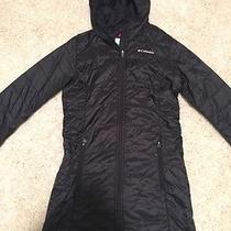 Womens Columbia Omni Heat Jacket Size Small Like New Condition Photo