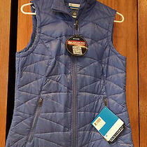 Womens Columbia Omni Heat Vest Size Small Photo