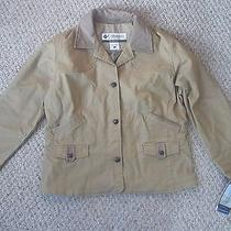 Womens Columbia Yellowstone Ridge Jacket River Resort Size Large Nwt Photo