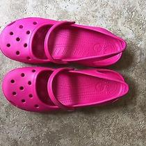 Womens Crocs Size 8 Photo
