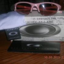 Womens Custom Oakley Sunglasses Photo
