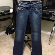 Womens Diesel Cherone Jeans Size 26 Art 87t Lab 314 Photo