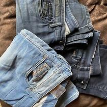 Womens Diesel Jeans Size 29 - Lot of 3 Eagle Jogg Pants Photo