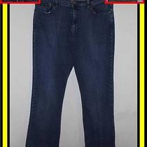 Womens Dkny Blue Jeans Size 12r Five Pocket Design Women Denim New 12 R Regular Photo