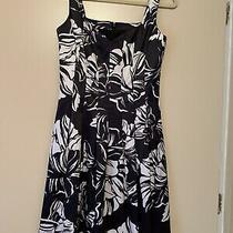 Womens Dress Size S Black & White Excellent Condition Photo