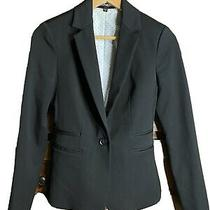 Womens Express Black Blazer Jacket Sz 00  Photo