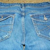 Womens Express Chelsea Jeans  Size 5 / 6 X 31 Jr      4933 Photo