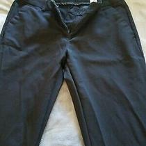 Womens Express Editors Slim Flare Dress Pants Size 8 Photo