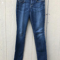 Womens Express Jeans Size 01 Dark Style Blue Jeans Read Description Photo