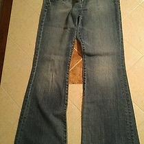 Womens Express Jeans Stella Fit & Flare Size 8 Photo