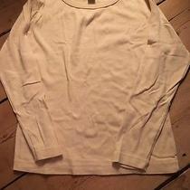 Womens Express Long Sleeve Tee/t Shirt  - Sz L Photo