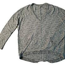 Womens Express One Eleven v Neck Sweatshirt...size Medium Photo