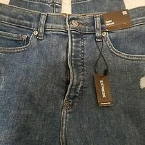 Womens Express Skinny High Rise Jeans Size 8 Photo