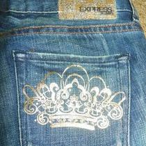 Womens Express Stella  Jeans  Size 2 X 33       1144 Photo