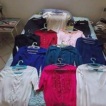 Womens Express Sweaters Size Small Lot of 12 Photo