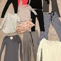 Womens Fall Clothing Lot Gap American Eagle Express Small Good Condition Pants S Photo