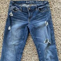 Womens G by Guess Naomi Low Bootcut Jeans Size 30 Photo