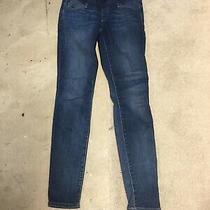 Womens Gap 1969  Maternity Jeans Slim Leg Size 2r Photo