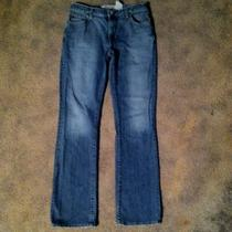 Womens Gap Boot Cut Jeans Size 8 Long Adorable Fast Shippingstretch Photo