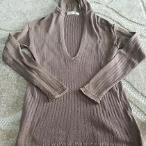 Womens Gap Brown Cotton Sweater Size Xs  Photo