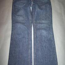 Womens Gap Original Boot Jeans Size 8 Ankle   360 Photo